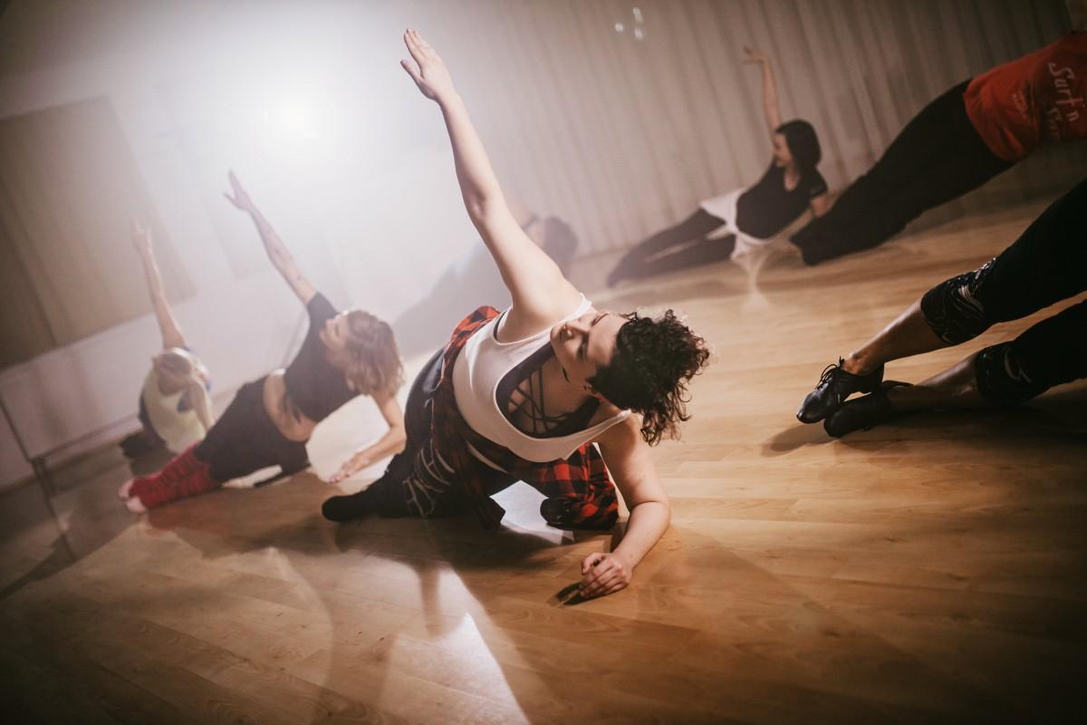 TEJ fit & tehnika - plesni fitnes za rekreativne plesalce